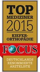 Top Mediziner 2015 Kieferorthopädie Dr. Müller Michael
