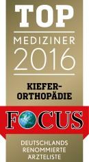 Top Mediziner 2016 KFO Dr. Müller Berlin