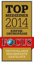 Top Mediziner 2014 Kieferorthopädie M. Müller
